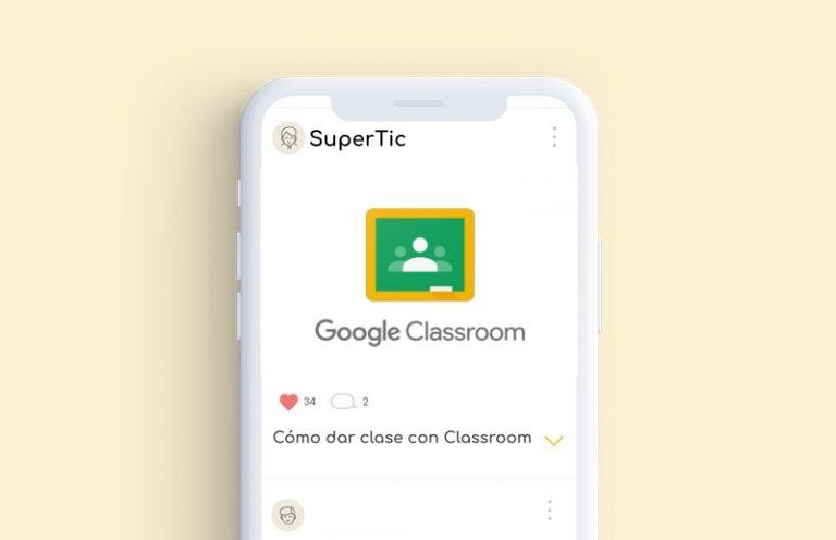 Curso de Google Classroom #10: Jamboard en Classroom.